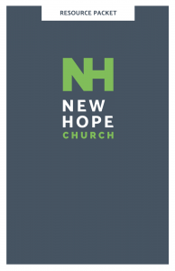 new hope resource packet