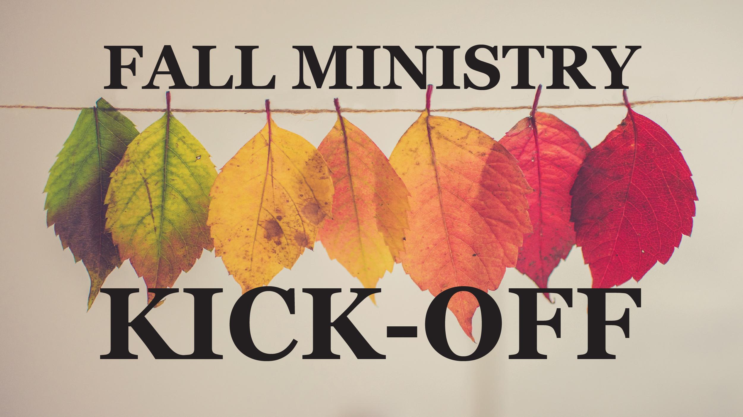 nh ministry kick off
