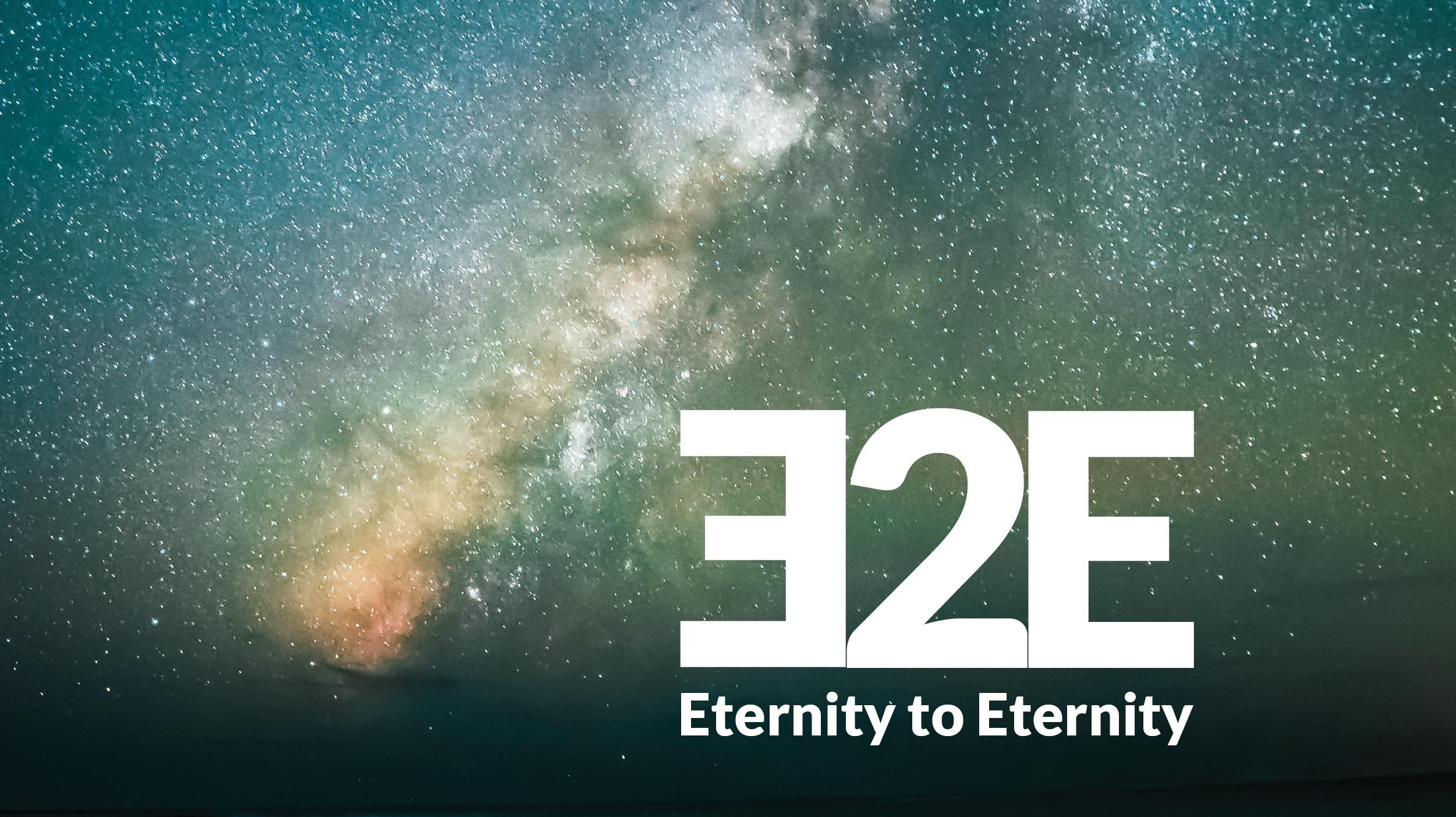 e2e website